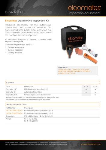 Automotive Inspection Kit