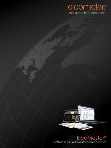 ElcoMaster® Software de Administración de Datos