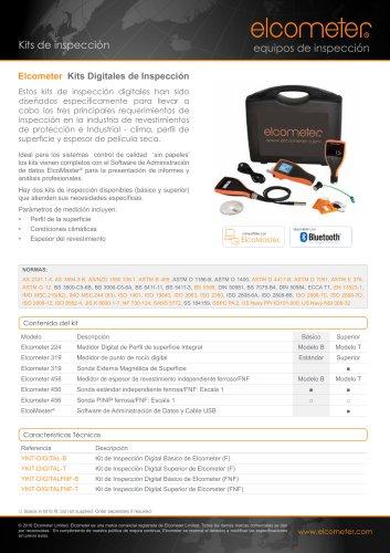 Kits de inspección