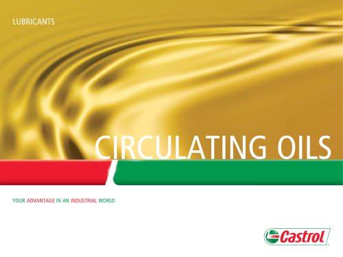 Circulating Oils