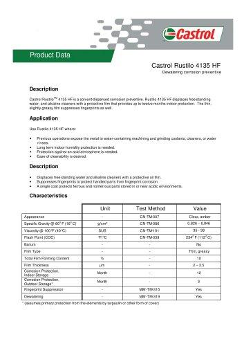 Rustilo 4135 HF