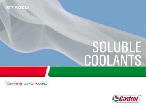 Soluble Coolants