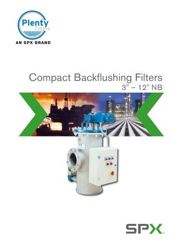 Backflushing Filters