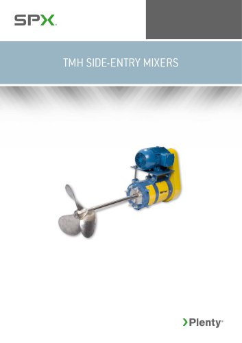TMH SIDE-ENTRY MIXERS