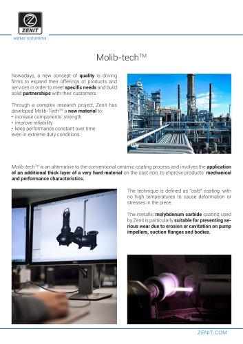Molib-tech hardening process