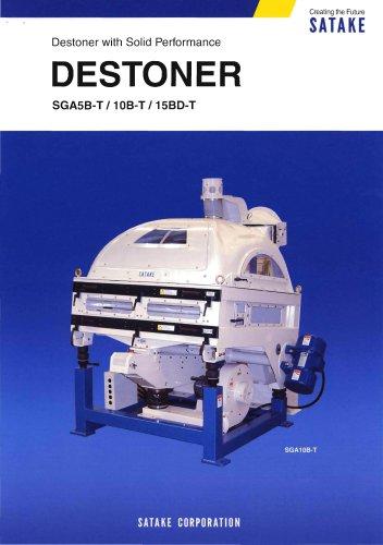 DESTONER / SGA5B-T 110B-T 115BO・T