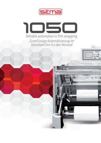 Film wrapping machines  1050