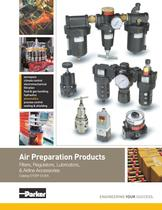 Filters, Regulators, Lubricators, & Airline Accessories Catalog 0700P-5