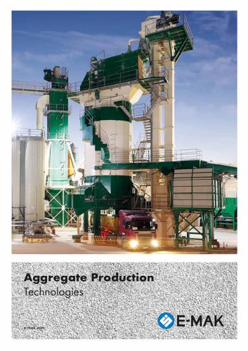 Aggregate Production Technologies