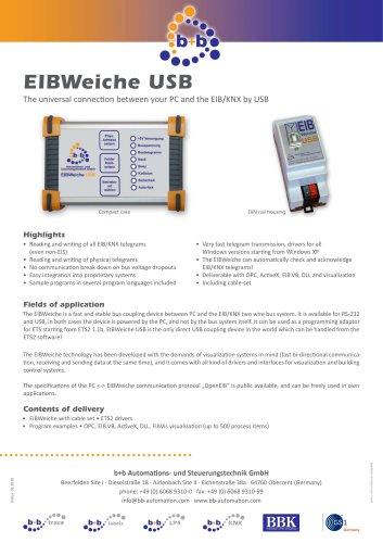 EIBWeiche USB