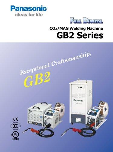 CO2/MAG Welding Machines