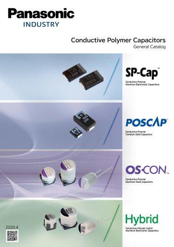 Conductive Polymer Capacitors