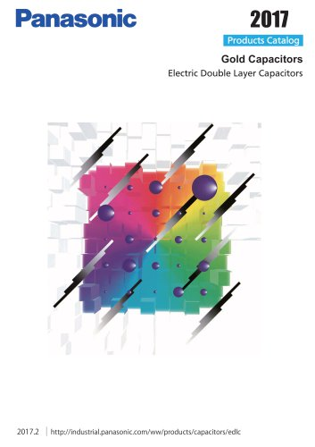 Electric Double Layer Capacitors (Gold Capacitor)