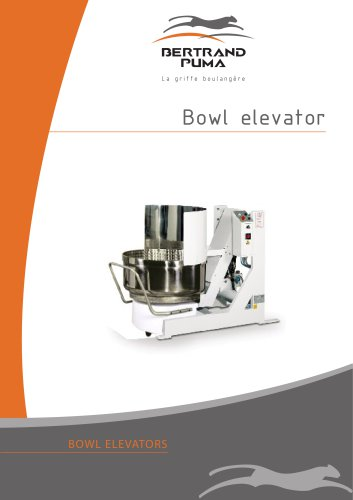 Bowl elevator