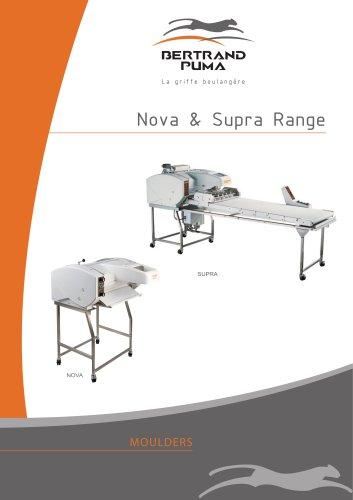 Nova & Supra Range