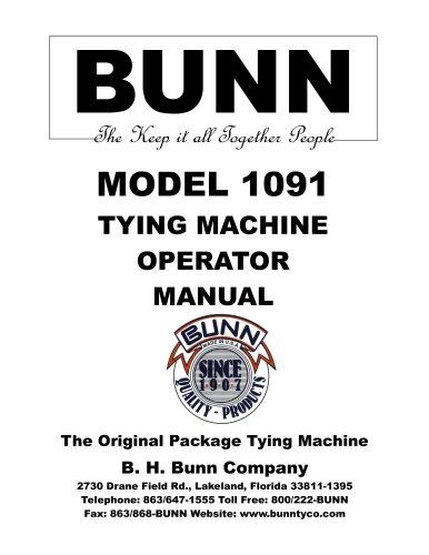 MODEL 1091