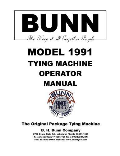MODEL 1991