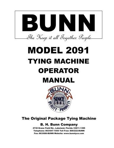 MODEL 2091