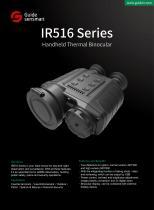 IR516 Series Handheld Thermal Binocular