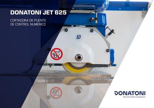DONATONI JET 625