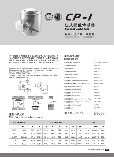 CP-1 load cell