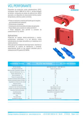 Surge Protector Perforante
