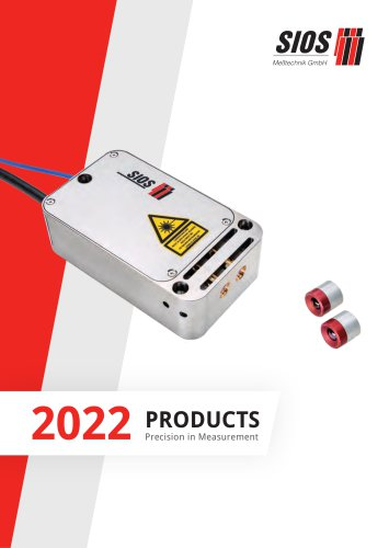 SIOS products 2020