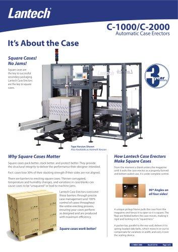 Modular Case Erector