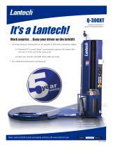 Q300 XT Semi Automatic Stretch Wrapper