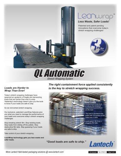 QL Automatic Stretch Wrapper