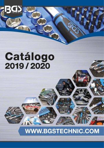 Catálogo BGS 2019/20