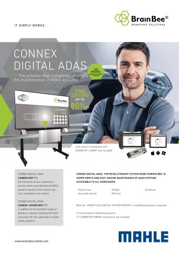 CONNEX DIGITAL ADAS