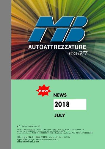 MB news 2018