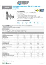 5100-5105 : TENSION AND COMPRESSION LOAD CELLS (VERY HIGH CAPACITIES)