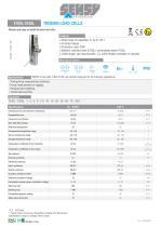 5100L-5105L : TENSION LOAD CELLS