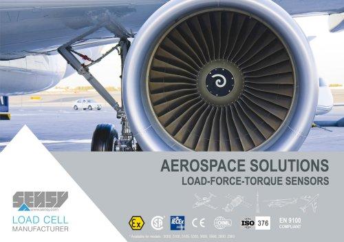 AEROSPACE SOLUTIONS LOAD-FORCE-TORQUE SENSORS