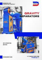 ERGA Gravity Separators