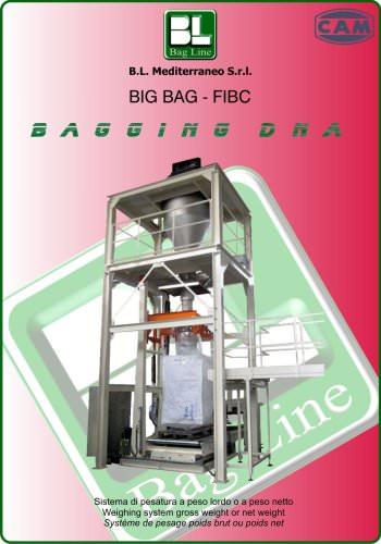 FFS Bagger - Big Bag Net/Gross Weight System