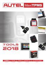 TOOLS catalog 2018