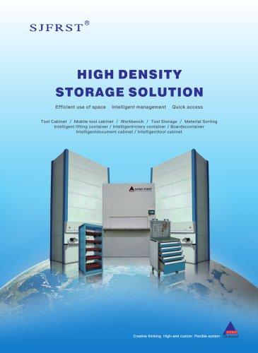 Smart File Cabinet