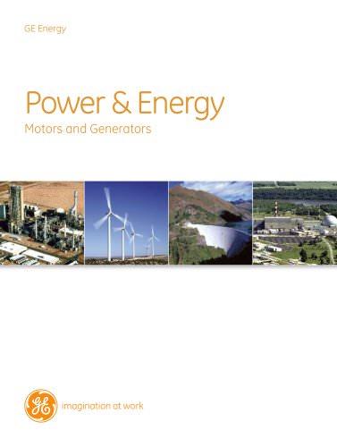 Power and Energy - Motors and Generators