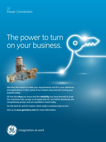 The power to turn on your business