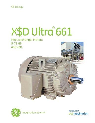 X$D Ultra 661 - Heat Exchanger Motors