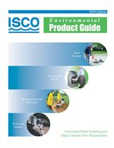 ISCO Water Monitoring Product Guide 2009