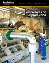 Compresores de producción