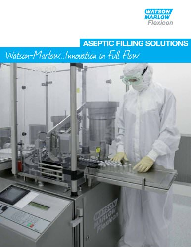 Aseptic Filling and capping
