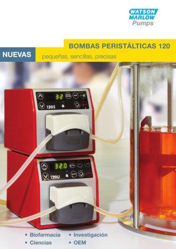 BOMBAS PERISTÁLTICAS 120