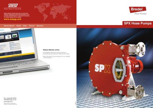 SPX pump