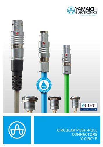 Circular Connector System Y-Circ P