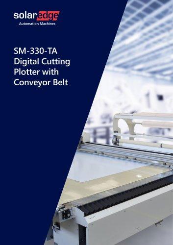 Digital Cutting Plotter with Conveyor Belt - SM330 series